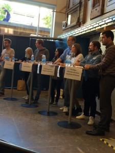 Skoldebatt Bräcke 2014-09-05